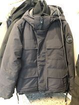 "【CANADA GOOSE】19/20AW ""MAITLAND PARKA"" BLACK LABEL (Navy)"