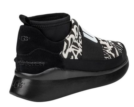 UGG シューズ・サンダルその他 UGG♪ NEUTRA SNEAKER♪ 1106737 GRAFFITI BLACK/WHITE(3)