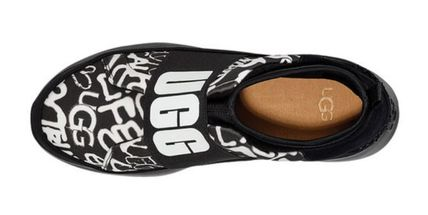 UGG シューズ・サンダルその他 UGG♪ NEUTRA SNEAKER♪ 1106737 GRAFFITI BLACK/WHITE(4)