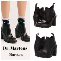Dr.Martens*人気!*Hurston Chelsea Boots*Black/Cherry Red