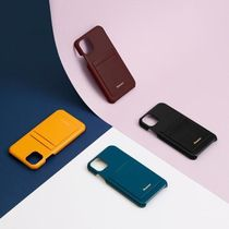 Fennec フェネック Leather iPhone11 Card Case(4色)