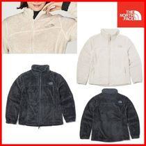 THE NORTH FACE◆ふわふわフリース W S THINK-GREEN FLEECE JKT