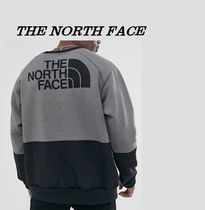 The North Face スウェット ロゴ バイカラー 関税・送料込み