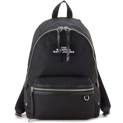MARC JACOBS バックパック・リュック 国内即発★THE BACKPACK MARC JACOBS★ ラージ バックパック