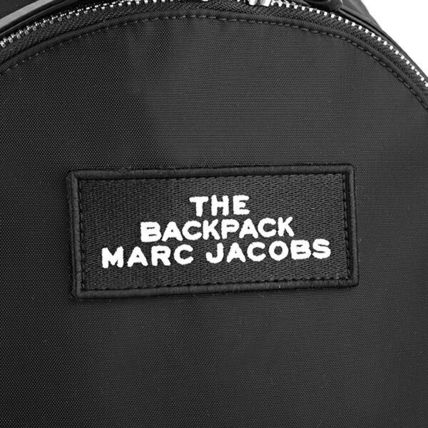MARC JACOBS バックパック・リュック 国内即発★THE BACKPACK MARC JACOBS★ ラージ バックパック(4)