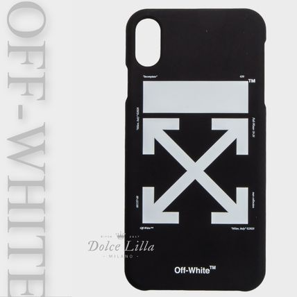 Off-White スマホケース・テックアクセサリー OFF-WHITE iPhone XS MAX Cover