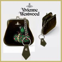 Vivienne Westwood☆BROMLEY☆キーリング付!コインパース