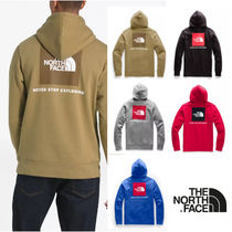 新作【THE NORTH FACE】RED BOX PULLOVER HOODIE ロゴ フーディ