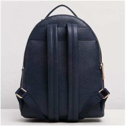 Tommy Hilfiger バックパック・リュック 【Tommy Hilfiger】Core Small Monogram ロゴ入り バックパック(3)