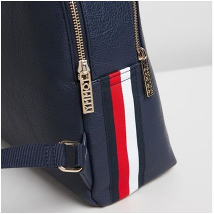 Tommy Hilfiger バックパック・リュック 【Tommy Hilfiger】Core Small Monogram ロゴ入り バックパック(5)