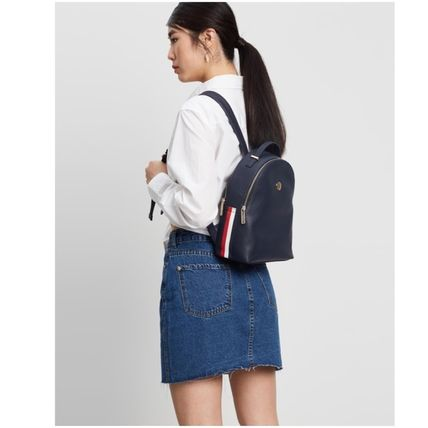 Tommy Hilfiger バックパック・リュック 【Tommy Hilfiger】Core Small Monogram ロゴ入り バックパック(7)