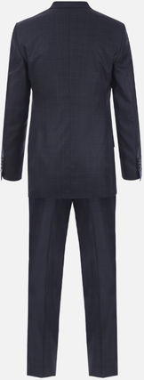 TOM FORD スーツ 【TOM FORD】O'CONNOR TWO-PIECES SUIT IN PRINCE OF WALES WOOL(2)