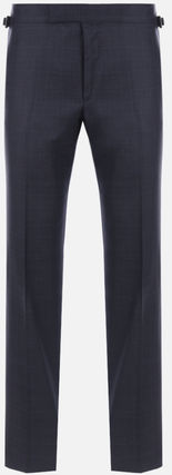 TOM FORD スーツ 【TOM FORD】O'CONNOR TWO-PIECES SUIT IN PRINCE OF WALES WOOL(5)