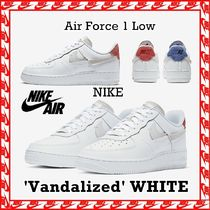 Nike Air Force 1 Low 'Vandalized' WHITE [WMNS] 2019 AW FW 19