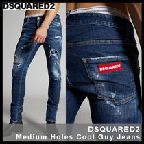 【D SQUARED2】Medium Holes Cool Guy Jeans 71LB0632