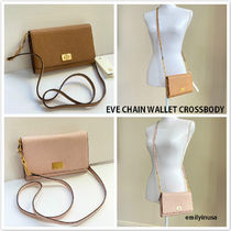 TORY BURCH★EVE CHAIN WALLET CROSSBODY