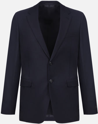 PRADA スーツ 【PRADA】WOOL AND MOHAIR TWO-PIECES SUIT(3)