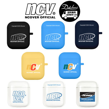 ncover スマホケース・テックアクセサリー 【8TYPES】NCOVER AIRPODS CASE MH598 追跡付