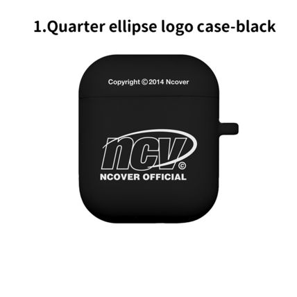 ncover スマホケース・テックアクセサリー 【8TYPES】NCOVER AIRPODS CASE MH598 追跡付(2)