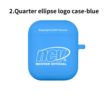 ncover スマホケース・テックアクセサリー 【8TYPES】NCOVER AIRPODS CASE MH598 追跡付(4)