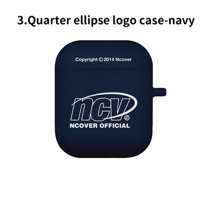ncover スマホケース・テックアクセサリー 【8TYPES】NCOVER AIRPODS CASE MH598 追跡付(6)