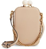Marc Jacobs☆The Vanity Leather Crossbody Bag