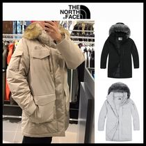 ◆THE NORTH FACE◆ 暖か 冬 アウター M'S GRANT DOWN PARKA