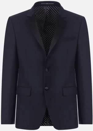 GIVENCHY スーツ 【GIVENCHY】WOOL AND MOHAIR TUXEDO SUIT(3)