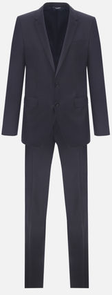 Dolce & Gabbana スーツ 【D&G】TWO-PIECES SUIT IN LIGHTWEIGHT WOOL
