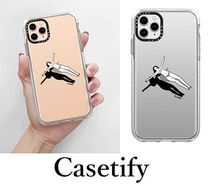 Casetify☆Swimming Pool iPhone Case☆遊泳中ケース