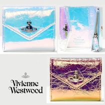 Vivienne Westwood  ARCHIVE ORB Envelope キラキラ ミニ財布