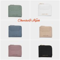 【Charles&Keith】 Small Zip Pouch ミニケース