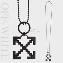 OFF-WHITE Cross Necklace