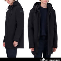 MOOSE KNUCKLES 人気折り畳み可能ソフトシェル TRANSCONA PARKA