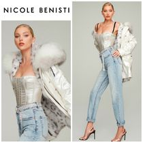 【Nicole Benisti】●大人気●B.I REVERSIBLE FUR LINED PARKA