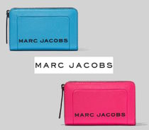 【MARC JACOBS】The Textured Box Compact Wallet ミニ財布
