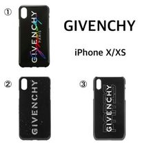【関・送料込】GIVENCHY iPhone X/XSケース