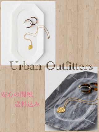 Urban Outfitters 棚・ラック・収納 【Urban Outfitters】大人気♪大理石Faceted Marble Tray 全二色