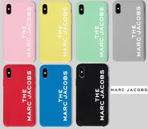【MARC JACOBS】THE SILICONE IPHONE X/XS/XS MAX/XR CASE