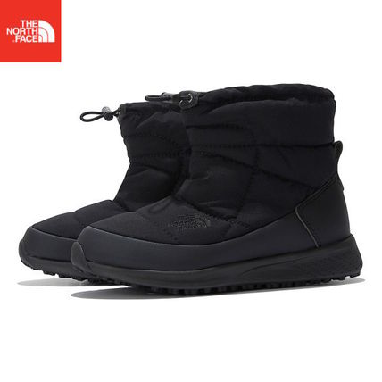 THE NORTH FACE シューズ・サンダルその他 【THE NORTH FACE】W BOOTIE CLASSIC SHORT NS99K56J Black