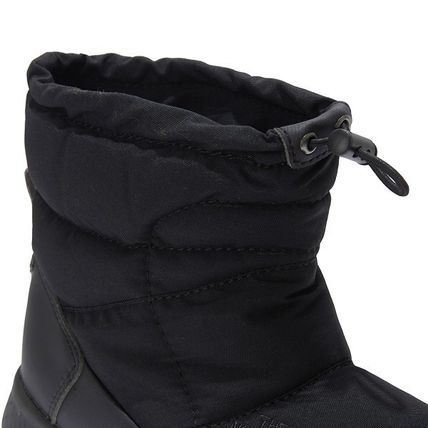THE NORTH FACE シューズ・サンダルその他 【THE NORTH FACE】W BOOTIE CLASSIC SHORT NS99K56J Black(7)
