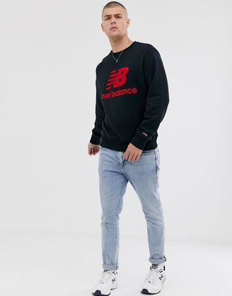 UNDER ARMOUR  トップスその他 New Balance Athletics sweat in black(4)