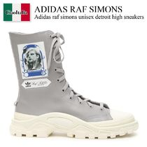 ADIDAS RAF SIMONS Unisex Detroit High Sneakers