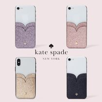 【kate spade new york】sticker pocket