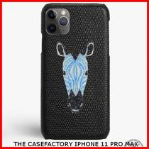 関税送料込☆THE CASEFACTORY☆IPHONE 11 PRO MAX SWARO ZEBRA