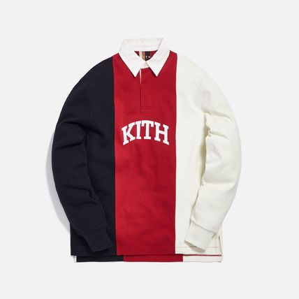 KITH NYC トップスその他 ☆海外正規品 要在庫確認☆KITH COLORBLOCK JERSEY RUGBY 2color(2)