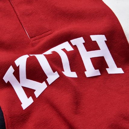 KITH NYC トップスその他 ☆海外正規品 要在庫確認☆KITH COLORBLOCK JERSEY RUGBY 2color(4)