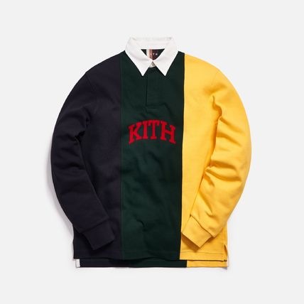 KITH NYC トップスその他 ☆海外正規品 要在庫確認☆KITH COLORBLOCK JERSEY RUGBY 2color(5)
