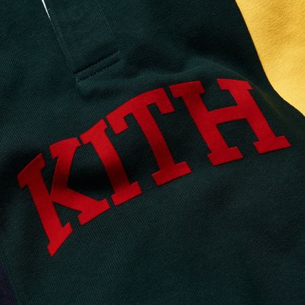KITH NYC トップスその他 ☆海外正規品 要在庫確認☆KITH COLORBLOCK JERSEY RUGBY 2color(7)