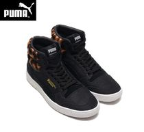 ☆国内正規品 要在庫確認☆PUMA RALPH SAMPSON MID WILD BLACK